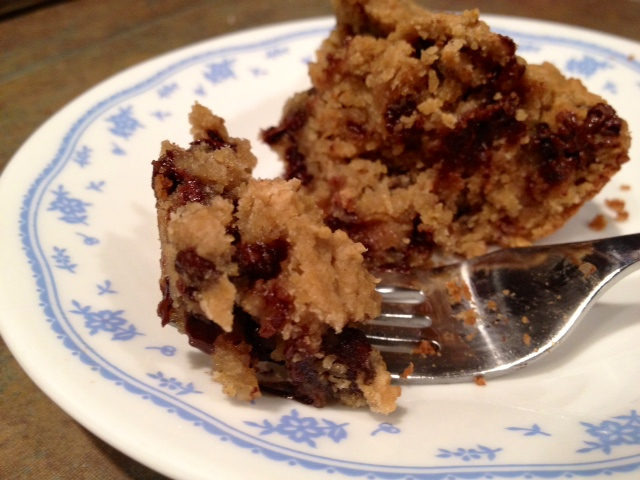 Healthy Deep-Dish Chocolate Chip Cookie Pie - finding time ...